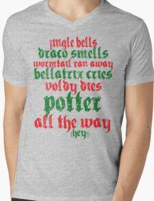 A very Potter christmas carol Mens V-Neck T-Shirt
