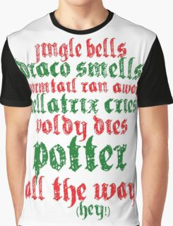 A very Potter christmas carol Graphic T-Shirt