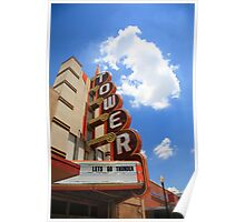 Route 66 - Tower Theater Poster
