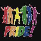 Pride by mancerbear