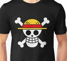 Straw Hat Pirates Logo Unisex T-Shirt