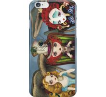 Alice's Tea Party iPhone Case iPhone Case/Skin