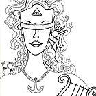 Goddess of Joy by Deb Coats