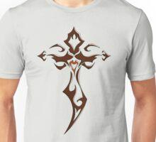 Tribal Cross Unisex T-Shirt