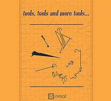 Tools, tools and more tools by Philippe Souza