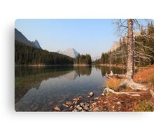 Blue tarn  Canvas Print