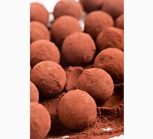 Chocolate truffles with cocoa powder  Unisex T-Shirt