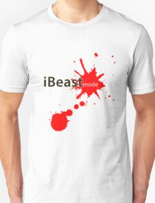 iBeast Mode Unisex T-Shirt