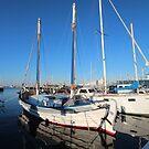 Fisherman's Pier 2 by Leonie Morris
