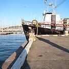 Fisherman's Pier 3 by Leonie Morris