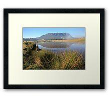 Mt Roland, Tasmania, Australia Framed Print
