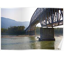 Bridging the Fraser Poster