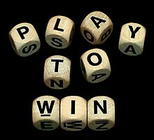 Play to win by paulmcardle