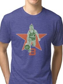 vintage basketball Tri-blend T-Shirt