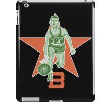 vintage basketball iPad Case/Skin