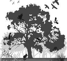 Support Native Animal Rescue by Esti Nagy