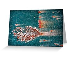 Imperfectly Preserved Greeting Card