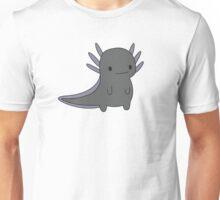Black Axolotl Unisex T-Shirt