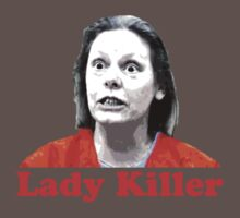 Aileen Wuornos by Tim Topping