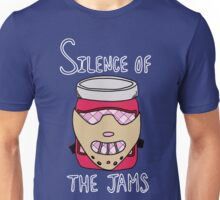 Silence of the Jams Unisex T-Shirt