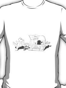 Pandora's Toybox T-Shirt