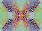 X Marks The Spot (Amazonite) by Stephanie Bateman-Graham