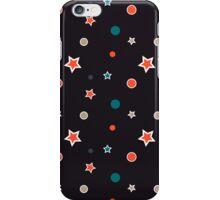 Christmas Stars iPhone Case/Skin