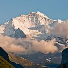Jungfrau Panorama by Michael Brewer