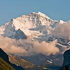 Jungfrau Panorama by Michael Brewer