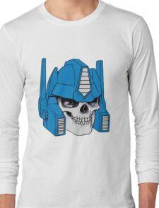 Optimus Crime Long Sleeve T-Shirt