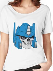 Optimus Crime Women's Relaxed Fit T-Shirt