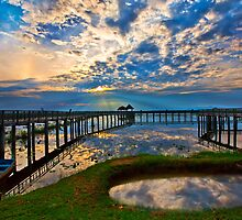 The Reflex lake by arthit somsakul
