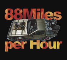 88 Miles per hour by grant5252