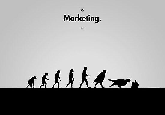99 Steps of Progress - Marketing by maentis