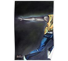 Male Street Dancer Poster