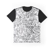 Vintage Astronomy Chart. Graphic T-Shirt