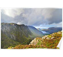 The Lake District: Haystacks Poster