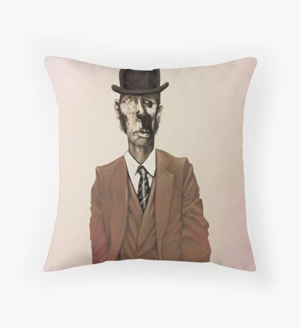 ''Still Dapper'' Throw Pillow