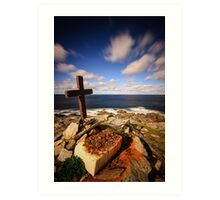 Malin Head - Donegal Ireland Art Print
