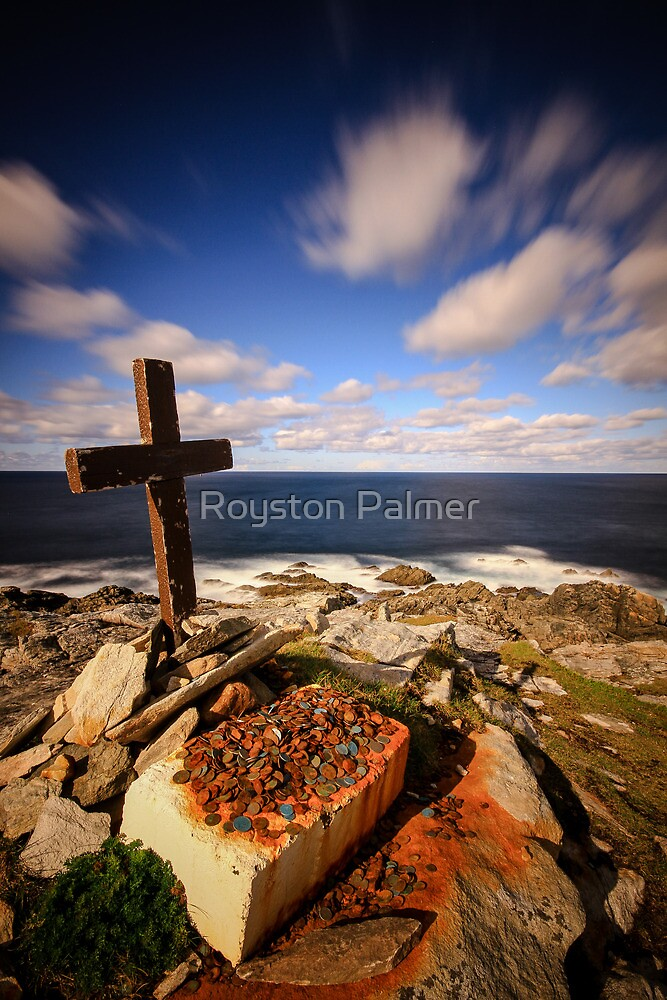 Malin Head - Donegal Ireland by Royston Palmer