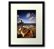 Malin Head - Donegal Ireland Framed Print