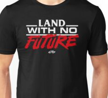 VHS Glitch - Land With No Future - Light Edition Unisex T-Shirt