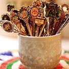 nana's teaspoons by mellychan