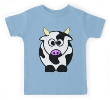 ღ°㋡Cute Brindled Cow Clothing & Stickers㋡ღ° Kids Tee