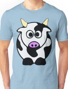ღ°㋡Cute Brindled Cow Clothing & Stickers㋡ღ° Unisex T-Shirt