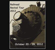 Railroad Revival Tour 2012 by jammingene