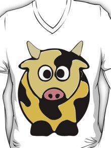 ღ°㋡Cute Brindled Golden Cow Clothing & Stickers㋡ღ° T-Shirt