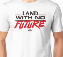 VHS Glitch - Land With No Future - Dark Edition Unisex T-Shirt
