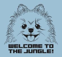 WELCOME TO THE JUNGLE! One Piece - Short Sleeve