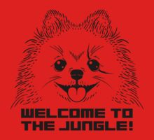 WELCOME TO THE JUNGLE! Kids Clothes